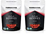 Best Goji Berries - Terrasoul Superfoods Organic Goji Berries, 2 Lbs Review