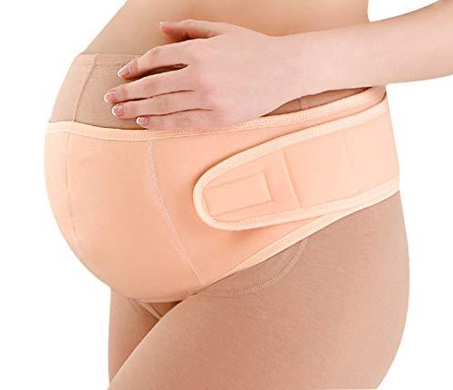 KAZOGU Bauchband Schwangerschaft Frauen Mutterschaft Gürtel Taille/Rücken/Bauch Band Lordosenstütze und unteren Rücken