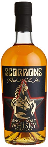 Scorpions Rock n Roll Star Cherry Cask Whisky, 0.7 l
