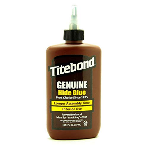 Titebond Cola para Madeira Titebond Liquid Hide Glue 237ml (5013)