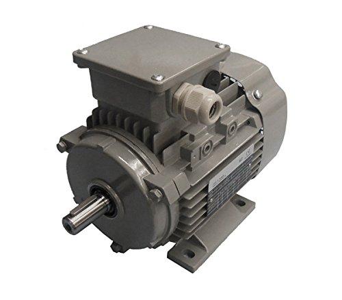 Drehstrommotor 0,09 kW - 3000 U/min - B3-230/400V