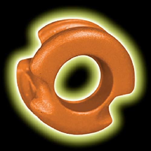 Radical Archery Designs RAD Glow Peep Orange 3/16 in.