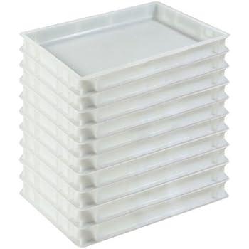 Gastlando - Caja para pizza (10 unidades, 60 x 40 cm): Amazon.es: Industria, empresas y ciencia