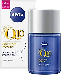 Multi 7-in-1 Power - The Nivea care oil reduces the visibility of stretch marks, improves skin elasticity and tightens the skin in just 2 weeks Against stretch marks: the body oil tightens the skin in 2 weeks and intensively nourishes it: for an effe...