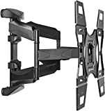 ONKRON M15 Soporte de pared para TV de 32 a 65 pulgadas LCD LED Flat Panel TV (Negro, Blanco)