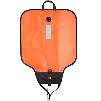 Dive Rite Lift Bag {75 lb/34 kg} w/Built-In Sleeve