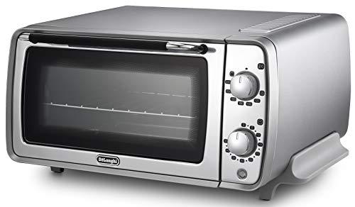 デロンギ(DeLonghi)ディスティンタ・ぺルラ・コレクション オーブン&トースター シルバー EOI408J-S