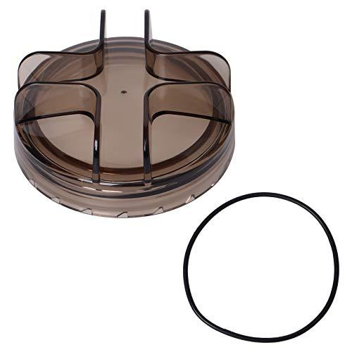 Poolpumpe Siebdeckel O-Ring für Kompatibel mit GAME Sandpro Serie D Filter Schwimmbadpumpe die teile des Sandfilters für Poolpumpe J1804/2604/1802/2602 Siebdeckel