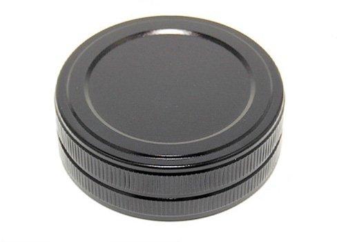 52mm Filterkappen zur Aufbewahrung, Filterschutzkappen, Stack Caps, Metall Filter Container