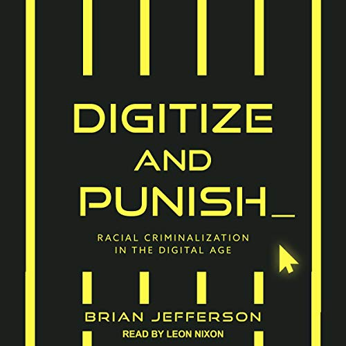 Digitize and Punish Audiobook By Brian Jefferson cover art
