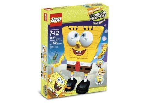 LEGO Bob Esponja 3826