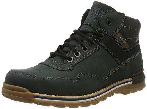 FRETZ men Herren Cooper Chukka Boots, Grün (Blue 32), 43 EU