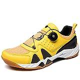Best Badminton Shoes For Women - vibvib Women's Badminton Shoes Breathable Non-Slip Table Tennis Review