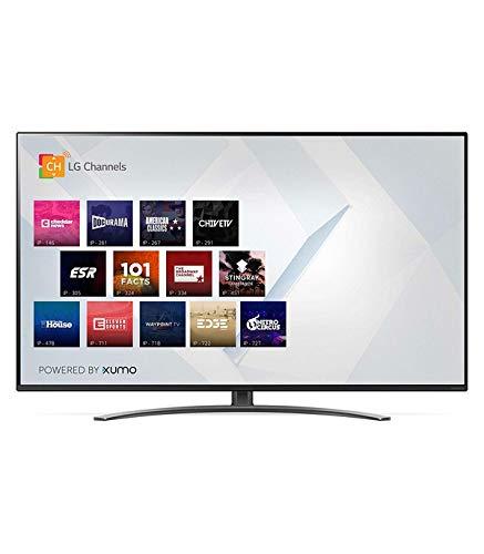 LG 55NANO816NA 4K UHD LED-Fernseher Nano Cell HDR10 Pro