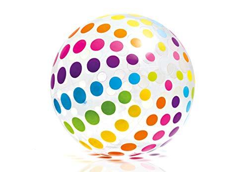 Intex - 59065NP - Jeu d'eau et de plage - Ballon Jumbo