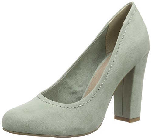Marco Tozzi Damen 22425 Pumps, Grün (Mint 768), 40 EU
