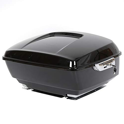 ECOTRIC King Tour Pack Touring Pak Trunk Tail Box for Harley Touring Models 2014-2020 New