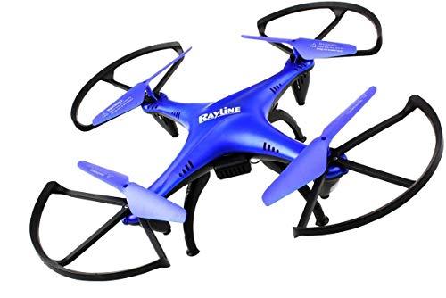 Rayline RC Qudrocopter Funtom 6 WiFi 720p 2.4GHz 4-Kanal Drohne