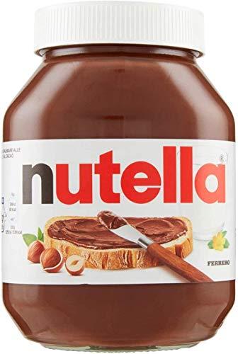Nutella Crema Spalmabile alla Nocciola e al Cacao, 900g