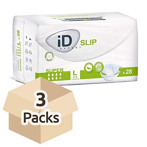 iD Expert Slip TBS Super L, 3x28 Stk.= 84 Stck. Windel Blasenschwäche Inkontinenz