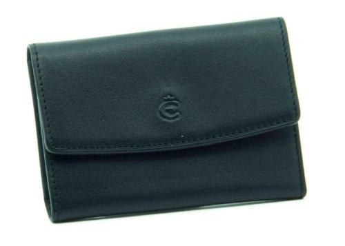 Esquire Schlüsselmäppchen Schlüsseletui Logo Schwarz 397510