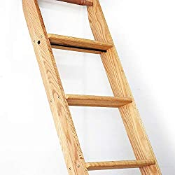 KINMADE Library Ladder For Kitchen