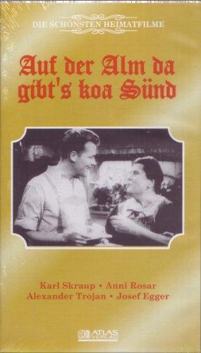 Auf der Alm da gibt's koa Sünd (1950)