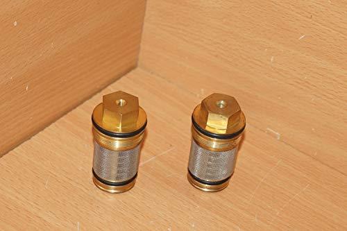 Grohe Grohmix Rückflussverhinderer DN20 chrom (2 Stück) - Ersatzteil 1411700M