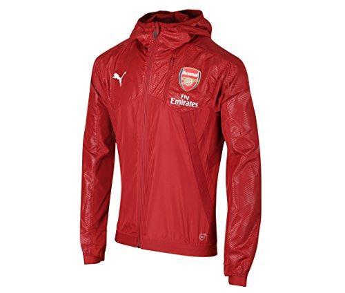 Puma Arsenal FC Sweat With Sponsor