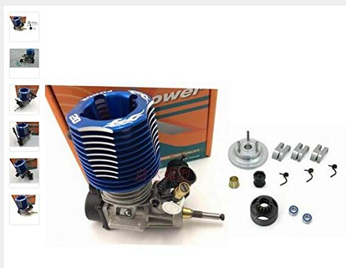 Great Features Of Part & Accessories RC Nitro Force 32 36 Engine 6.5cc Motor+Clutch For GO Redcat HP...