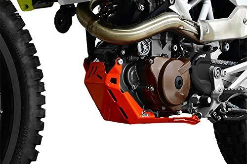 Husqvarna 701Enduro SM Super Moto 16–17del motor Protección unterfahr Negro