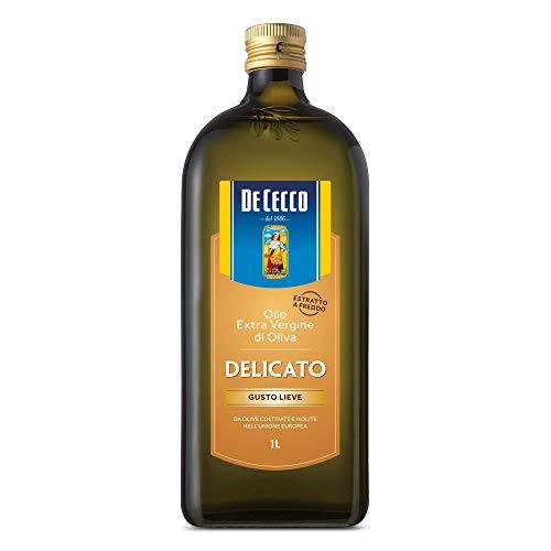 De Cecco Olio Extra Vergine IL DELICATO / Extra Natives Olivenöl 750 ml.