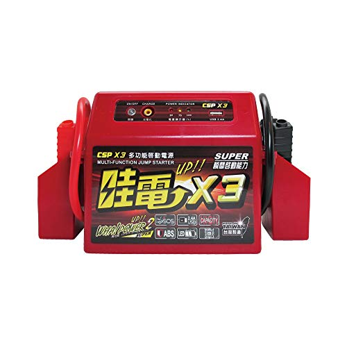 Great Features Of Wha-Power X3 Car Jump Starter Road Assistance 12V Power Supply car break 5V USB ch...