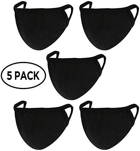 TOPofly 5 Máscaras contra El Polvo Manera De Las