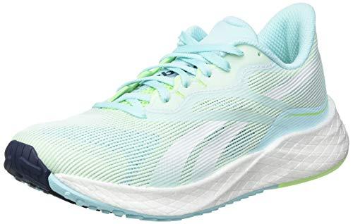 Reebok Damen Floatride Energy 3.0 Running Shoe, Chalk Blue/Digital Glow/Neon Mint, 37.5 EU
