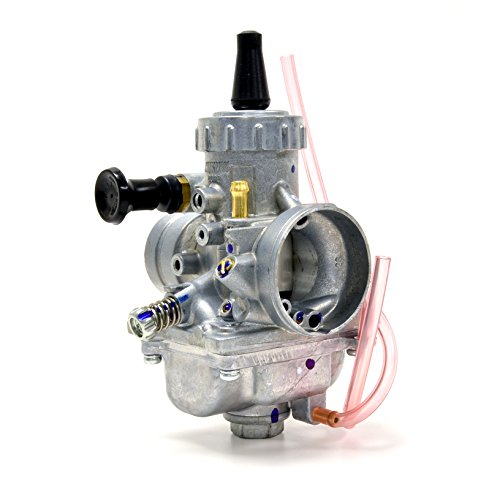 Genuine Real Real Mikuni 26mm Round Slide Carb Carburetor Carb VM26-606 by Niche Cycle Supply