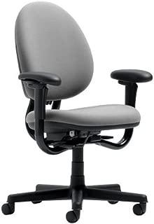 Steelcase Criterion Chair, Grey Fabric (Renewed)