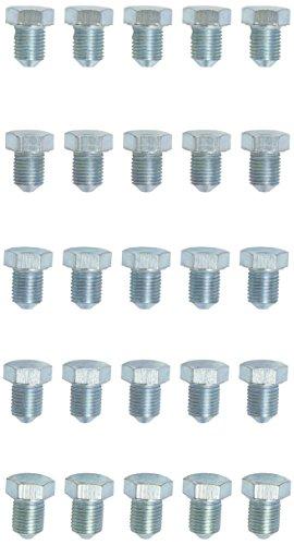 KS tools ölablassschraube außen6kant, 19 mm m14 x 1,5 x 22 mm-pack de 25 pièces, 430.2222