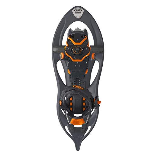 TSL 305 Adjust Dark Grey Zapatos para Nieve, Unisex-Adultos, Gris Oscuro
