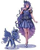 Kotobukiya My Little Pony: Princess Luna Bishoujo Statue, Multicolor