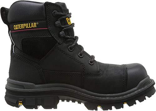 Cat Footwear Gravel 6 S3 - Zapatos de protección, unisex, Negro (Black),...
