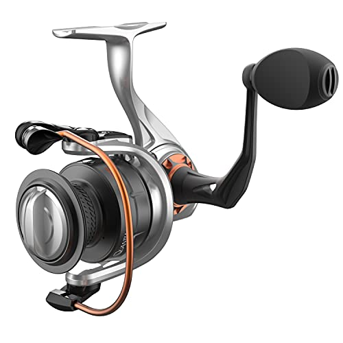 Quantum Reliance Spinning Fishing Reel, Size 30 Reel, Changeable...