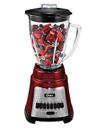 Oster 12-Speed Blender with 6-Cup Glass Jar