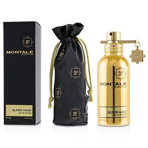 Montale Silver Aoud by Montale Eau De Parfum Spray 1.7 oz / 50 ml (Women)