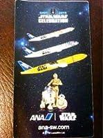スターウォーズ コラボ ステッカー シール 非売品 現品限り STARWARS sticker limited not for