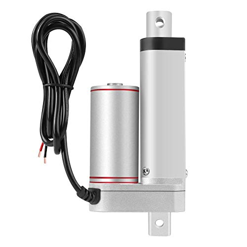 Actuador lineal eléctrico 24 V 50 mm de carrera Actuador lineal recto...