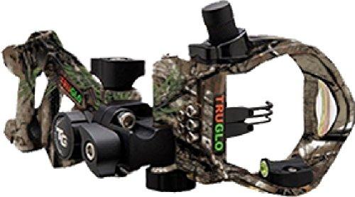TRUGLO Rival Hunter 3-Pin Sight Micro Xtra