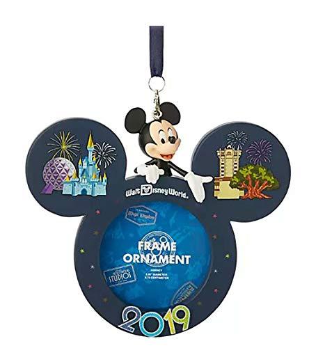Disney Parks Ornament - Mickey Mouse Photo Frame - Walt Disney World 2019