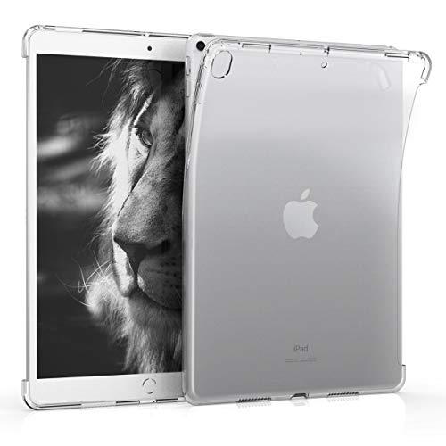 kwmobile Hülle kompatibel mit Apple iPad Air 3 (2019) - Tablet Cover - Tab Hülle Silikon Schutzhülle in Transparent