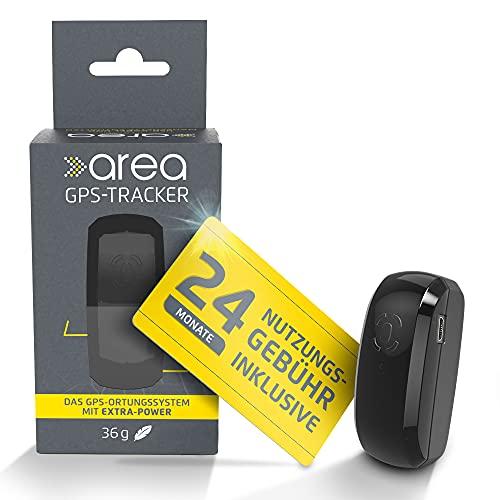 Prothelis Area GPS Tracker Personenortung Mini Peilsender mit App inklusive 24 Monate Nutzungsgebühr   GPS Tracker Senioren Demenz GPS Tracker Kinder mit Ortung 38g leicht Akku Laufzeit bis 30 Tage